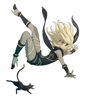 Sony Gravity Rush Remastered, PS4 Remastered PlayStation 4 videogioco