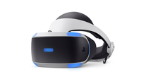 Sony PlayStation VR + Move Twin Pack + Eye Camera V2 + VR Worlds Occhiali immersivi FPV 610g Nero, Bianco