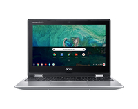 "Acer Chromebook CP311-1HN-C5VA 1.1GHz N3450 11.6"" 1366 x 768Pixel Touch screen Argento Chromebook"
