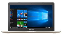"ASUS VivoBook Pro N580GD-BB71-CB 2.2GHz i7-8750H 15.6"" 3840 x 2160Pixel Touch screen Oro Computer portatile notebook/portatile"