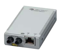 Allied Telesis AT-MMC200/ST 3576R 100Mbit/s 1310nm Modalità multipla Grigio convertitore multimediale di rete