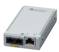 Allied Telesis AT-MMC200/SC 3575R 100Mbit/s 1310nm Modalità multipla Grigio convertitore multimediale di rete