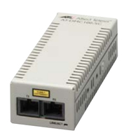 Allied Telesis AT-DMC100/SC 3572R 100Mbit/s 1310nm Modalità multipla Grigio convertitore multimediale di rete