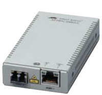 Allied Telesis AT-MMC2000/LC 3533R 1000Mbit/s 850nm Modalità multipla Grigio convertitore multimediale di rete