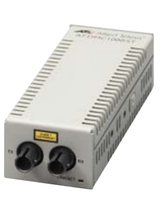 Allied Telesis AT-DMC1000/ST 3331R 1000Mbit/s 850nm Modalità multipla Grigio convertitore multimediale di rete