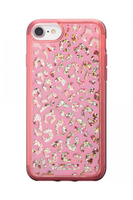 "Cellularline Stardust Leopard 4.7"" Cover Rosa"