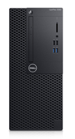 DELL OptiPlex 3060 3 GHz Intel® CoreT i5 di ottava generazione i5-8500 Nero Mini Tower PC