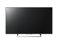 "Sony KJ-49X8000E 49"" 4K Ultra HD Smart TV Wi-Fi Nero LED TV"