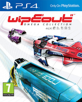 Sony PS4 Wipeout Omega Collection