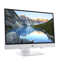 "DELL Inspiron 3477 2.5GHz i5-7200U 23.8"" 1920 x 1080Pixel Touch screen Nero, Bianco PC All-in-one"