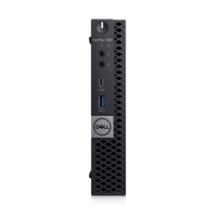 DELL OptiPlex 7060 3.1GHz i3-8100T MFF Nero Mini PC