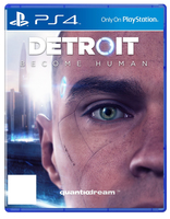 Sony Detroit: Become Human, PS4 Basic PlayStation 4 videogioco