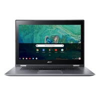 "Acer Chromebook CP315-1H-P1K8 1.1GHz N4200 15.6"" 1920 x 1080Pixel Touch screen Argento Chromebook"