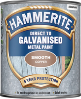 Hammerite Direct To Galvanised Metal Rame 0.75L
