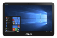 "ASUS A41GAT-BD025T 1.1GHz N4000 15.6"" 1366 x 768Pixel Touch screen Nero PC All-in-one"