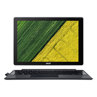 "Acer Switch 12-52P 2.7GHz i7-7500U Intel® CoreT i7 di settima generazione 12"" 2160 x 1440Pixel Touch screen Nero Ibrido (2 in 1)"