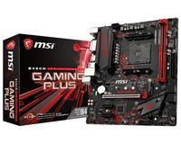 MSI B450M GAMING PLUS AMD B450 Presa AM4 Micro ATX