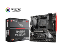 MSI B450M MORTAR AMD B450 Presa AM4 Micro ATX