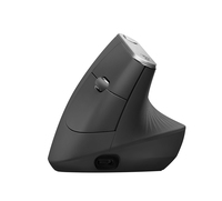 Logitech MX Vertical Advanced Ergonimic Wireless a RF + Bluetooth 4000DPI Mano destra Nero mouse