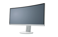 "Fujitsu B34-9 UE UK 34"" LED Curvo Grigio monitor piatto per PC"