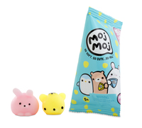 The Original Moj Moj Squishy Toys Sidekick Wave 1 Multicolore Ragazzo/Ragazza