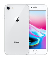 "Renewd Apple iPhone 8 4.7"" SIM singola 4G 256GB Argento Rinnovato"