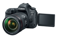 Canon EOS 6D Mark II + EF 24-105mm f/4L IS II USM Kit fotocamere SLR 26.2MP CMOS 6240 x 4160Pixel Nero