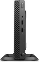HP 260 G3 i3-7130U Mini PC Intel® CoreT i3 di settima generazione Nero Mini PC