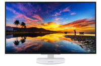 "Acer ER320HQwmidx 31.5"" Full HD LED Lucida Piatto Nero, Bianco monitor piatto per PC"