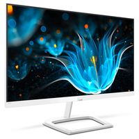 "Philips E Line 276E9QHSW/61 27"" Full HD LCD Piatto Argento, Bianco monitor piatto per PC"