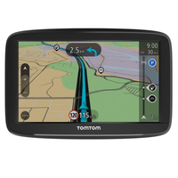 "TomTom Start 52 Palmare/Fisso 5"" LCD Touch screen 209g Nero navigatore"