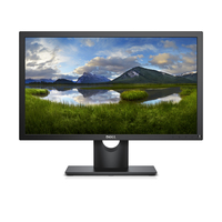 "DELL E Series E2218HN 21.5"" Full HD LED Opaco Piatto Nero monitor piatto per PC"