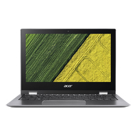 "Acer Spin SP111-32N-P100 1.10GHz N4200 Intel® Pentium® 11.6"" 1920 x 1080Pixel Touch screen Grigio Ibrido (2 in 1)"