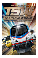 Sony Train Sim World Deluxe Edition, PlayStation 4 videogioco