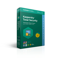 Kaspersky Lab Total Security 2019 ITA Full license 3licenza/e 1anno/i