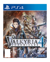 Sony Valkyria Chronicles 4, PlayStation 4 videogioco