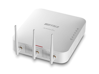 Buffalo AirStation Pro WAPM-1750D 1300Mbit/s Supporto Power over Ethernet (PoE) Bianco punto accesso WLAN