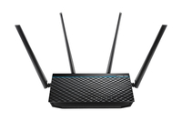 ASUS RT-ACRH17 Dual-band (2.4 GHz/5 GHz) Nero router wireless