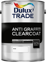 Dulux Trade Anti Graffiti Clearcoat Base 3.91L