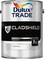 Dulux Trade Cladshield Medium Base 5L