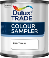 Dulux Trade Colour Sampler Light Base 0.25L