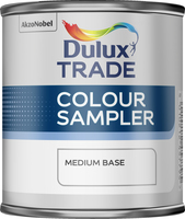Dulux Trade Colour Sampler Medium Base 0.25L