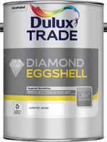 Dulux Trade Diamond Eggshell Light & Space Lumitic Base 5L
