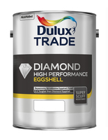 Dulux Trade Diamond High Performance Eggshell Light Base 5L