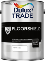 Dulux Trade Floorshield Medium Base 5L