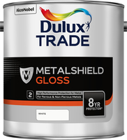 Dulux Trade Metalshield Gloss Bianco 2.5L