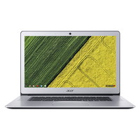 "Acer Chromebook 15 CB515-1HT-P73H 1.10GHz N4200 Intel® Pentium® 15.6"" 1920 x 1080Pixel Touch screen Argento Chromebook"