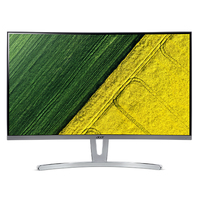 "Acer ED3 ED323QUR 31.5"" Wide Quad HD LED Curvo Bianco monitor piatto per PC"