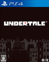 Sony UNDERTALE Basic PlayStation 4 Giapponese videogioco