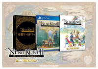 Sony Ni No Kuni II: Revenant Kingdom - Complete Edition PlayStation 4 Giapponese videogioco